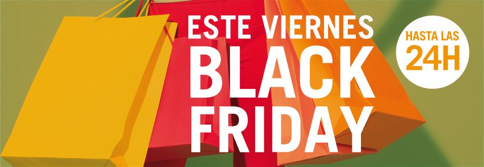 Black Friday. Un día negro lo tiene cualquiera