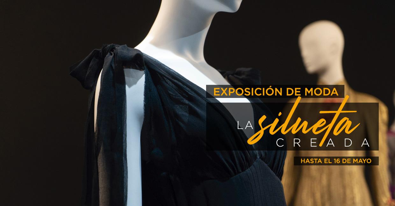 exposición de moda hasta el 16 de mayo